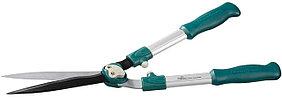 Кусторез Comfort Plus, Raco, 600 мм, волнообразные лезвия 230 мм, алюминиевые ручки (4210-53/214)