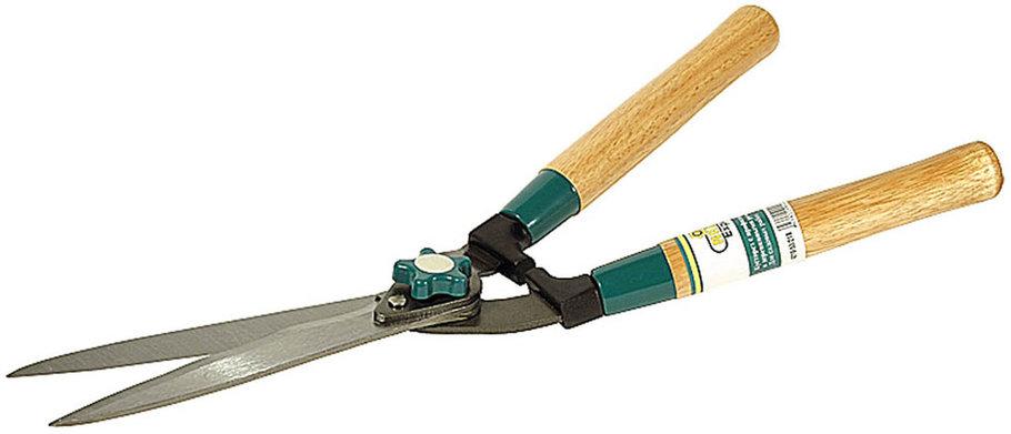 Кусторез Comfort Plus, Raco, 510 мм, волнообразные лезвия 230 мм, деревянные ручки (4210-53/218), фото 2