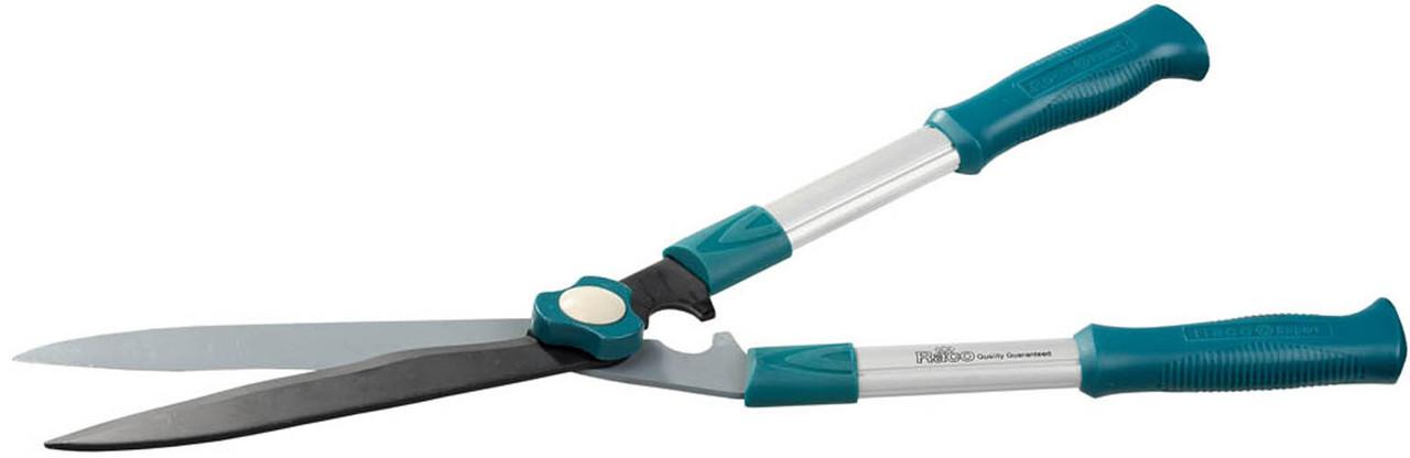 Кусторез Raco, 550 мм, волнообразные лезвия 230 мм, алюминиевые ручки (4210-53/221)