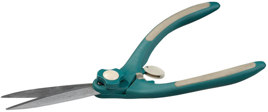 Кусторез Deluxe, Raco, 435 мм, прямые лезвия 155 мм, ручки из пластика, армированн фиберглассом (4210-53/223B), фото 2