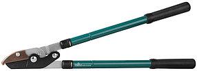 Сучкорез с упорной пластиной, Raco, 630-950 мм, рез до 38 мм, телескопические ручки, 2-рычажный (4212-53/275)