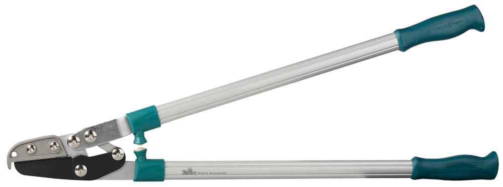 Сучкорез с упорной пластиной Profi Plus, Raco, 840 мм, рез до 45 мм, 2-рычажный (4215-53/287)