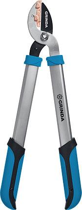 Сучкорез PL-460A, Grinda, 460 мм, алюминиевые ручки (424516), фото 2