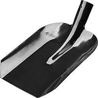 Лопата совковая ЛСП, ЗУБР, 346x235 мм, стальное полотно (39426)