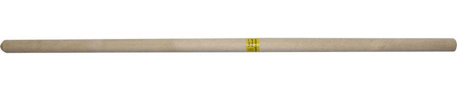 Черенок для лопаты, 39 мм х 130 см, сорт 2-й, материал береза (39435-SX), фото 2