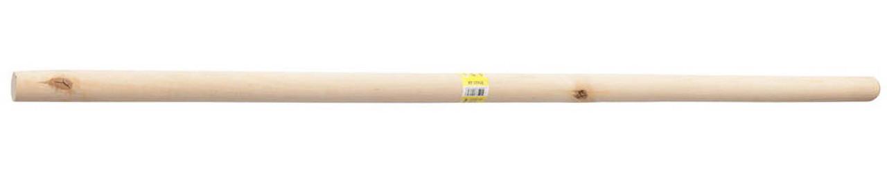 Черенок для лопаты, 39 мм х 120 см, сорт 2-й, материал береза (39437-SX)