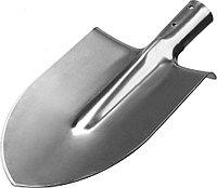 Лопата штыковая Мастер-НС, ЗУБР, 380x210 мм, материал нержавеющая сталь (39440)