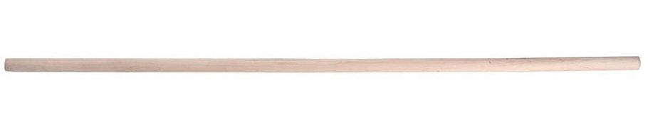 Черенок для грабель, 29 мм х 130 см, сорт 1-й, материал береза (39630-SD), фото 2