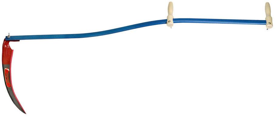 Набор косца КОСАРЬ-М, лезвие 60 см, металлическое косовище (39828-6), фото 2
