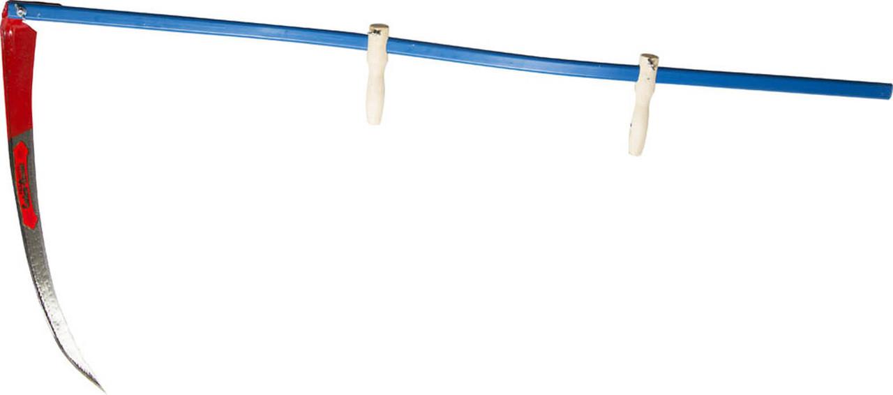 Набор косца КОСАРЬ-М, лезвие 70 см, металлическое косовище (39828-7)