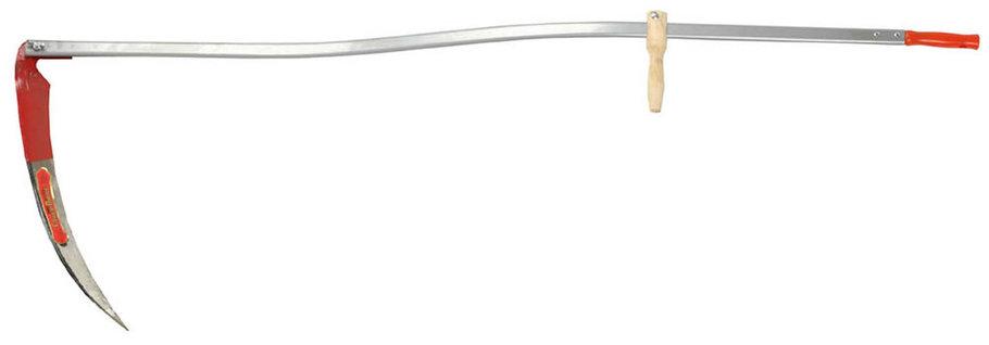 Набор косца КОСАРЬ-ММ, Лезвие 60 см, металлическое косовище (39829-6), фото 2
