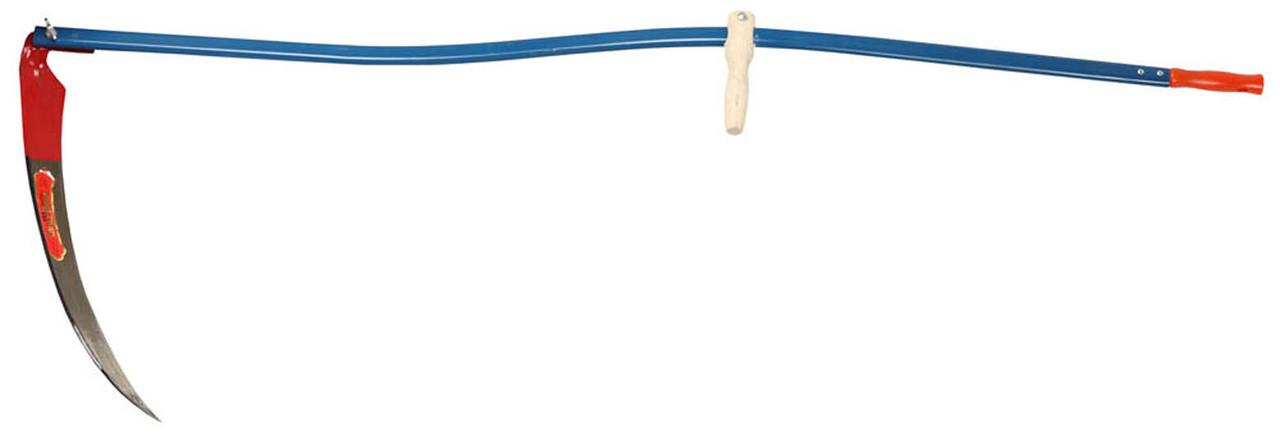 Набор косца КОСАРЬ-ММ, лезвие 70 см, металлическое косовище (39829-7)
