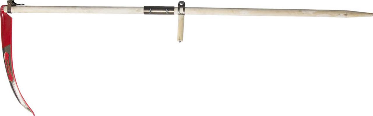 Набор косца КОСАРЬ, лезвие 60 см, отбитая, заточенная, косовище деревянное (39830-6)