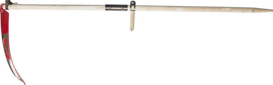 Набор косца КОСАРЬ, лезвие 60 см, отбитая, заточенная, косовище деревянное (39830-6), фото 2