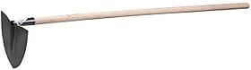 Мотыга ЗУБР, 170х180х1200 мм, деревянный черенок, лепесток (4-39599)
