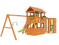 IgraGrad Клубный домик 2 с WorkOut, фото 1