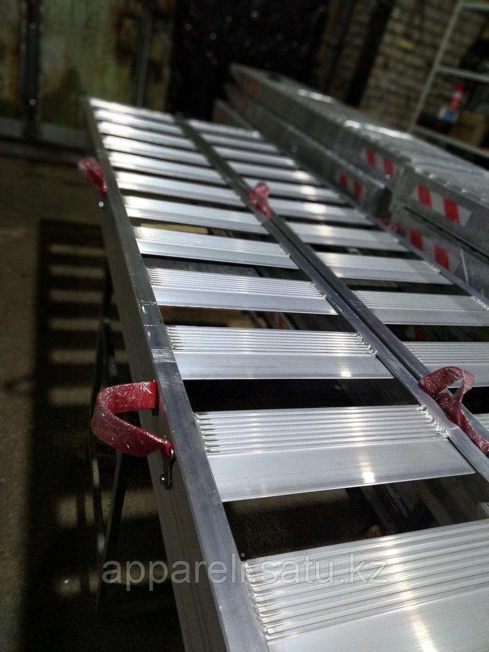 Алюминиевые погрузочные аппарели 5 тонн