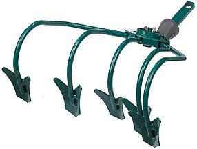 Культиватор, Raco, 250 мм, 5 зубцjd, быстрозажимной механизм (4230-53826)