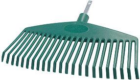 Грабли веерные Maxi, Raco, 450 мм, 26 зубцов, пластмассовые, быстрозажимной механизм (4230-53857)