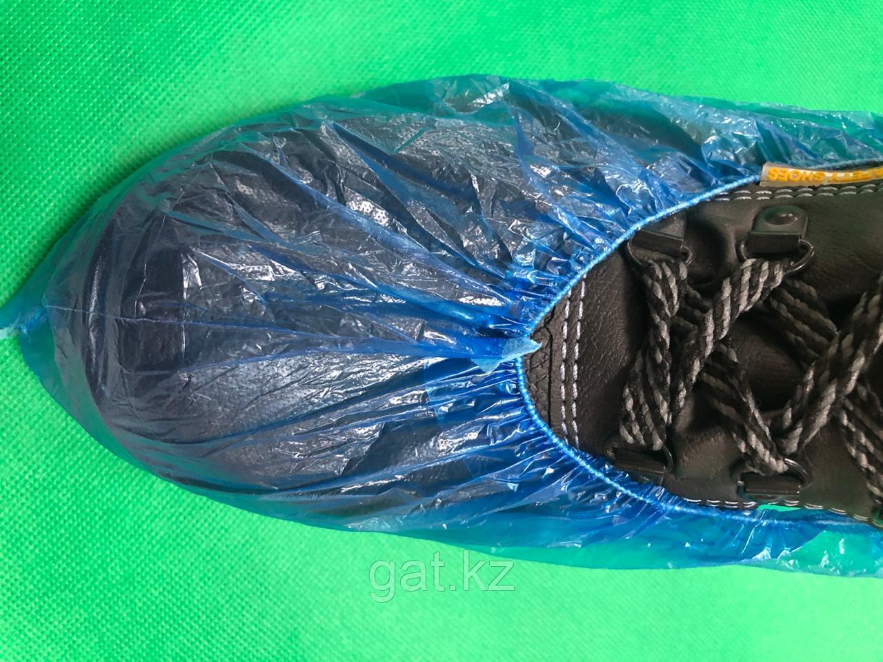 Бахилы защитные одноразовые 5301 - фото 4