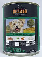 Belcando. Мясо с овощами. Ягненок/картофель. 800 гр