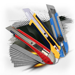 Ножи сегментированные