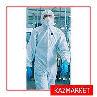 Одноразовый медицинский защитный комбинезон Microsafe Premier CA-506 в Астане