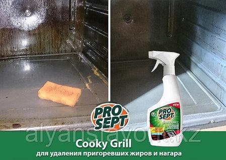 Cooky Grill - средство для удаления пригоревшего жира. 550 мл.- спрей. РФ, фото 2
