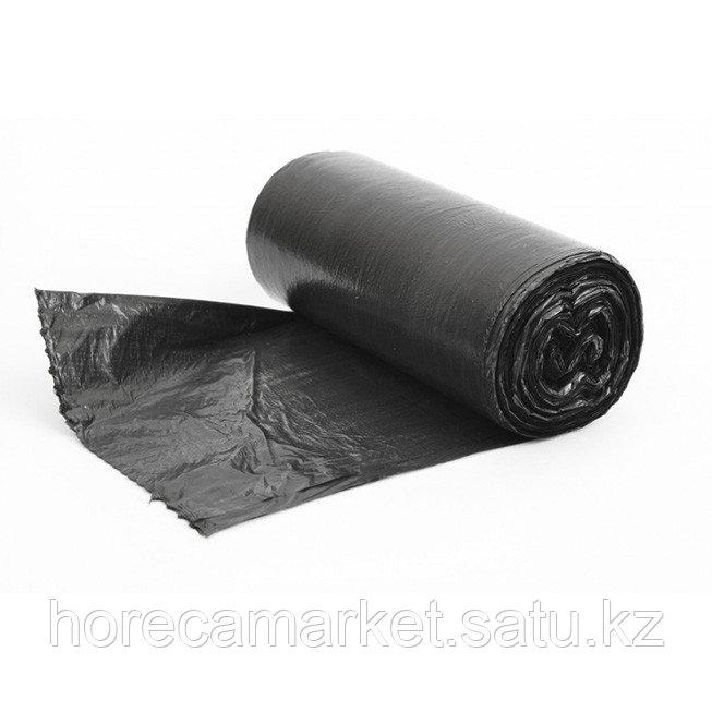 Мусорные пакеты 60х80 см (400 шт)