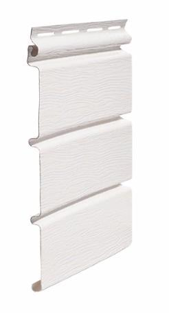 Софит Белый 3000х300 мм (0,90 м2) без перфорации CLASSIC COLOR FineBer