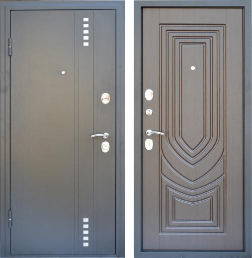 Металлические двери в квартиру Страж улица