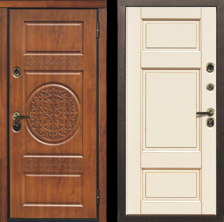 Двери входные металлические ASEL