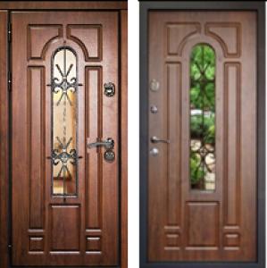 Дверь входная металлическая утепленная BARI