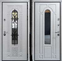 Уличные металлические двери NAPOLI