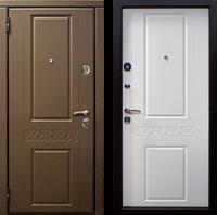 Металлические двери в квартиру RAFFINATO