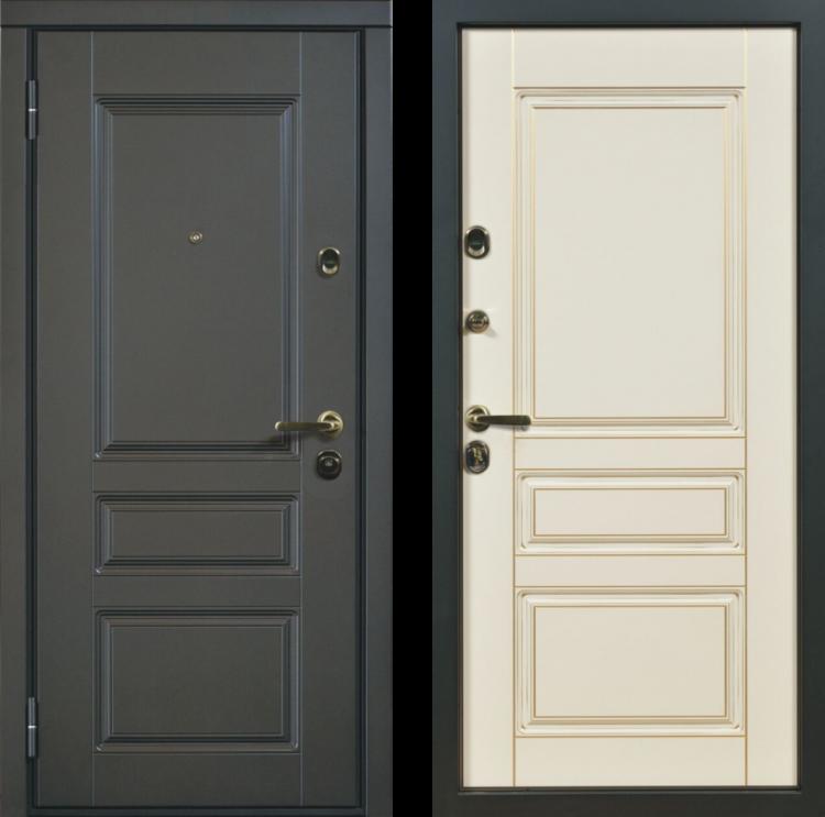 Двери входные металлические SORRENTO