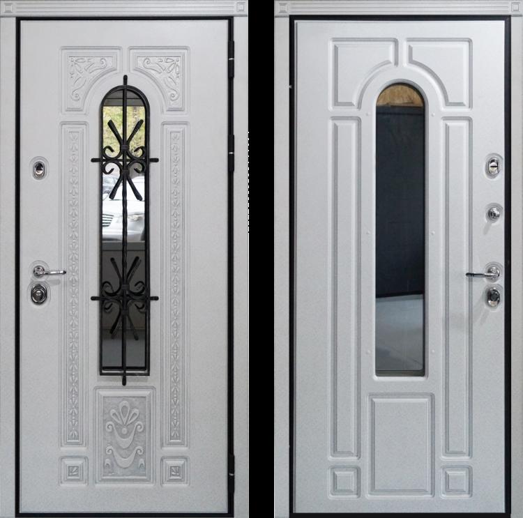 Металлические двери в квартиру NAPOLI