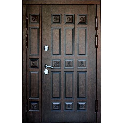 Металлические двери Цветы 1200