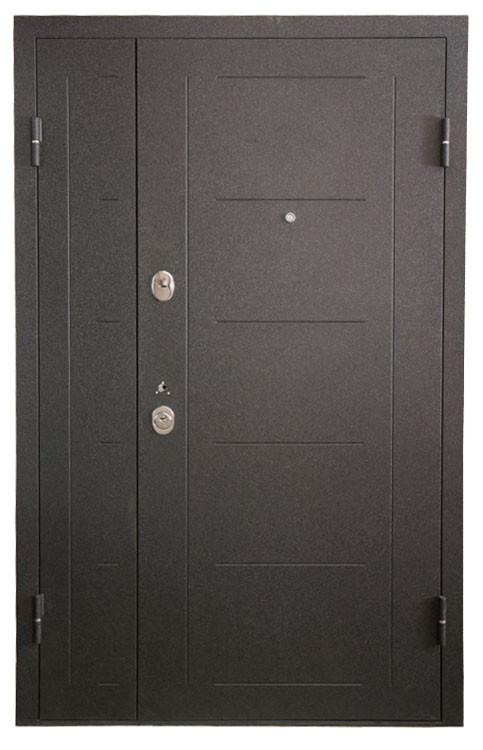 Дверь входная металлическая утепленная Стандарт Т-07-1205