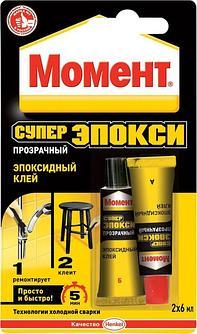 Эпоксидные клеи МОМЕНТ