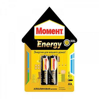 Алкалиновая батарея Moment Energy