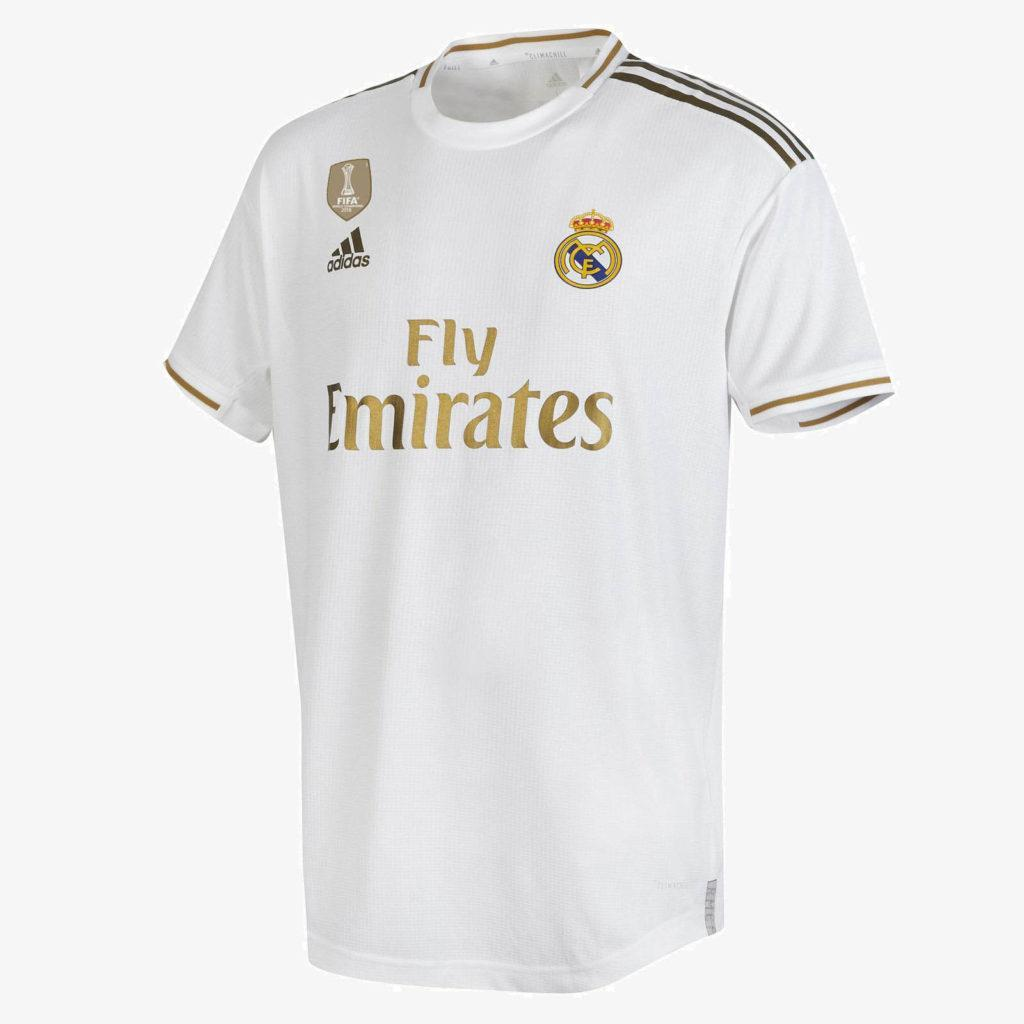 Футбольная форма «Реал Мадрид» домашняя 2018-2019
