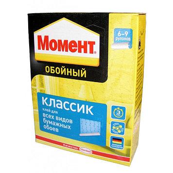 МОМЕНТ Классик Обойный клей для бумажных обоев, 200 г