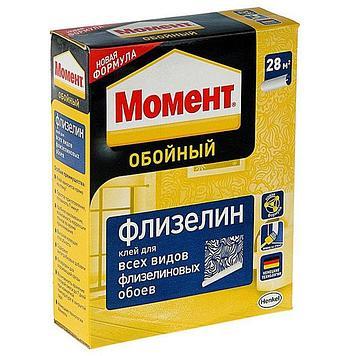 МОМЕНТ Флизелин Обойный клей для флизелиновых обоев, 250 г