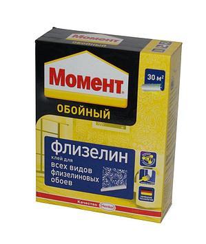 МОМЕНТ Флизелин Обойный клей для флизелиновых обоев, 270 г