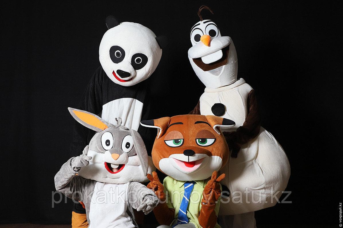 Фотосессия с любимыми героями