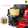 Мотопомпа бензиновая, ЗУБР, 1800 л/мин (108 м3/ч), для грязной воды, напор 26 м, всасывание 8 м (МПГ-1800-100), фото 4
