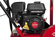 """Швонарезчик бензиновый, ЗУБР, 115 мм, 6,5 л.с., 4800 Вт, серия """"Профессионал""""(двигатель""""Зубр"""") (ЗШБ-350), фото 2"""