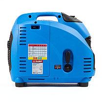 Генератор бензиновый, ЗУБР, 1.6/2.0 кВт, Инверторный, однофазный, синхронный  (ЗИГ-2000), фото 2