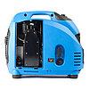 Генератор бензиновый, ЗУБР, 3/3.5 кВт, Инверторный, однофазный, синхронный  (ЗИГ-3500), фото 3